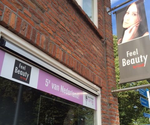 5e plaats Feel Beauty by Cindy in Beautysalon top 100