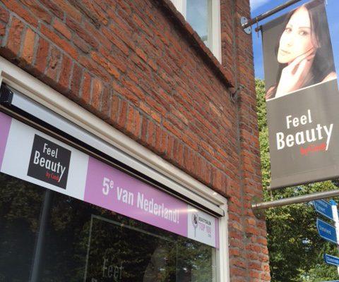 5e plaats Feel Beauty by Cindy in Beautysalon top 100